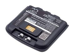 Replacement Battery for Intermec CN3 Barcode Scanner - 18 Mo
