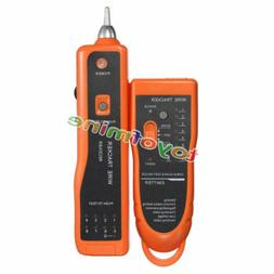 Network Scanner Tester RJ45 RJ11 LAN Ethernet Phone Telephon