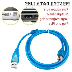 Scanner Printer Extension Cables USB Sync Data Charger Cord