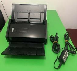 scansnap ix500 wireless scanner gently used free