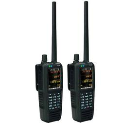 Uniden SDS100 True I/Q Digital Handheld Scanner - 2 Pack
