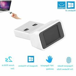 Security Mini USB Fingerprint Reader Scanner Scanner for Win