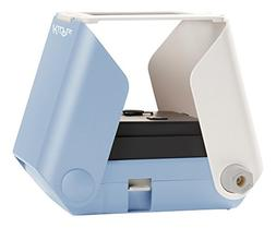 KiiPix Smartphone Picture Printer, Blue | Instantly Print Fu
