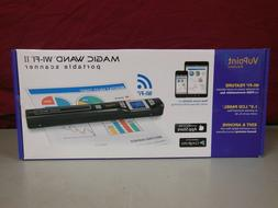 VuPoint Solutions Magic Wand II Portable Scanner with Wi-Fi