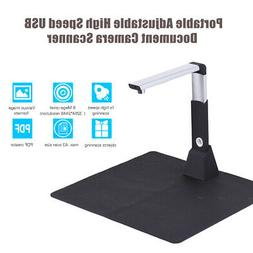 High Speed Cam Scanner for A4 A3 Document Photo Book ID Card