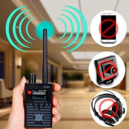 spy pro rf bugs detector frequency scanner