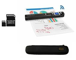 VuPoint ST47 Magic Wand Wireless Portable Scanner- Scan On T
