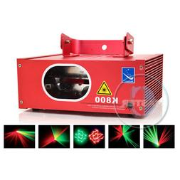STEP MOTOR SCANNER DRIFTING SPACE TUNNEL BEAM DMX PROJECTOR