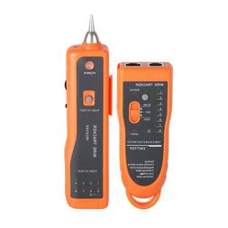 Telephone Wire Tracker LAN Network Cable Tester Crimper Scan