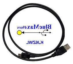 USB Scanner Programming Cable BCD325P2 BCD352P2 BCD996P2 BWZ