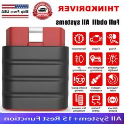 Thinkcar Thinkdriver Bluetooth Check Engine Code Reader Full