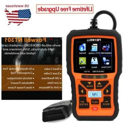 Foxwell NT301 OBD OBD2 Engine Universal Car Code Reader Scan