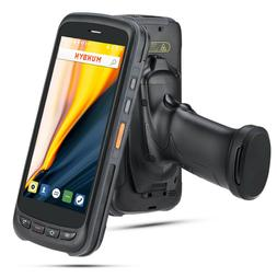 US SHIP Android Barcode Scanner Pistol Grip with Zebra 2D/QR