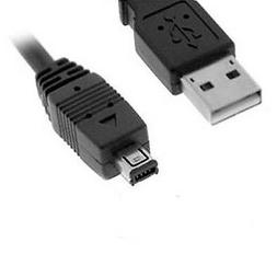 USB Interface Charger Cable for Uniden Bearcat DMA Scanner R