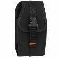 Reiko Vertical Case Holster Pouch for Zebra TC72 TC77 Touch