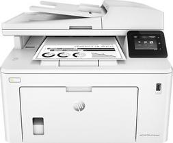 Hp - Laserjet Pro M227fdw Black-and-white All-in-one Printer