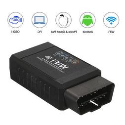 WIFI OBD2 Bluetooth Car Scanner Diagnostic Scan Tool For iPh