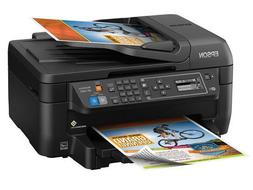 Epson WorkForce WF-2650 All-In-One Wireless Color Printer wi